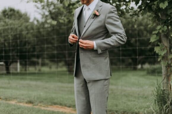 Well-Tailored Suit