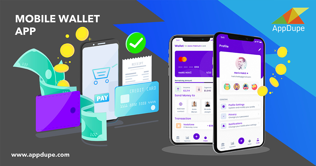 How To Build A Robust Mobile Wallet App Swiftly In 2021?